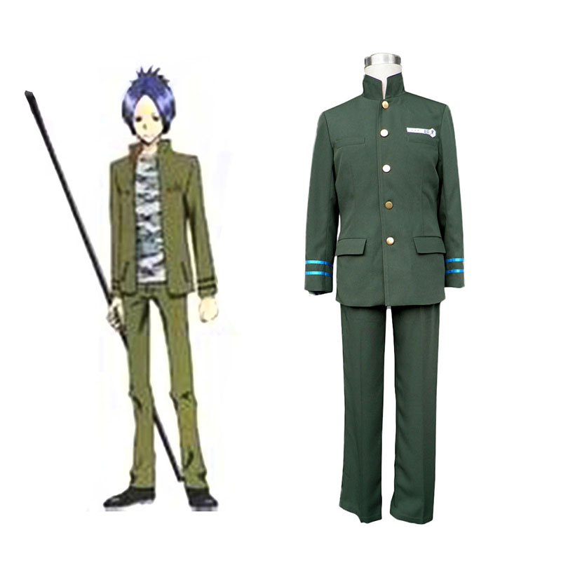 Disfraces Hitman Reborn Junior High School Male Uniformeses 1 Cosplay España Tiendas
