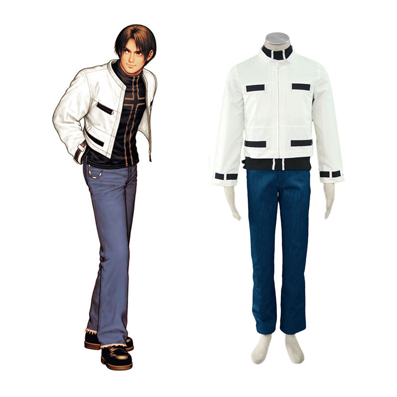 Disfraces The King Of Fighters Kyo Kusanagi Cosplay España Tiendas