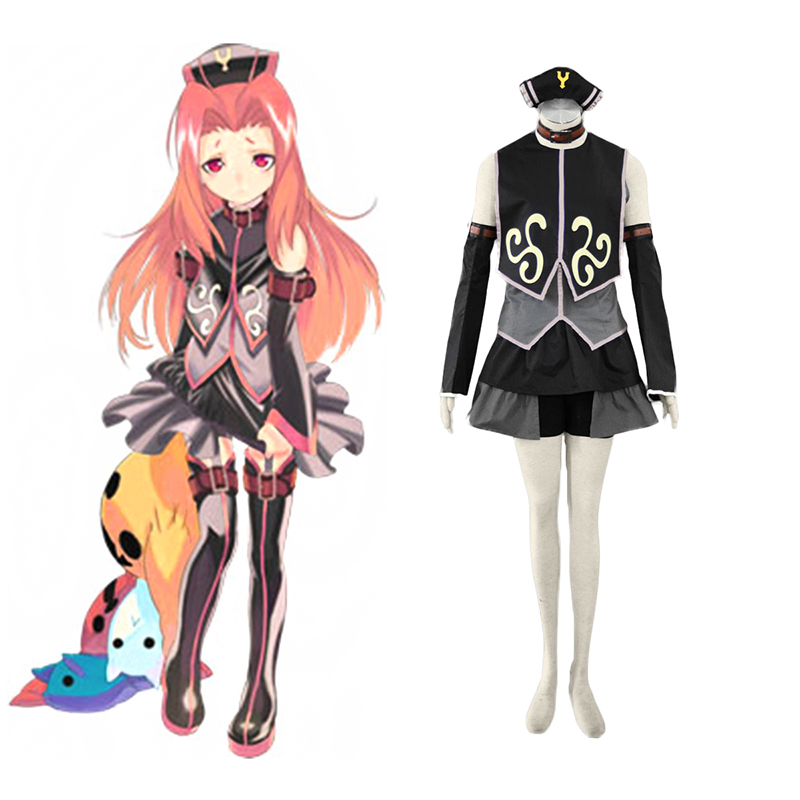 Disfraces Tales of the Abyss Arietta 1 Cosplay España Tiendas