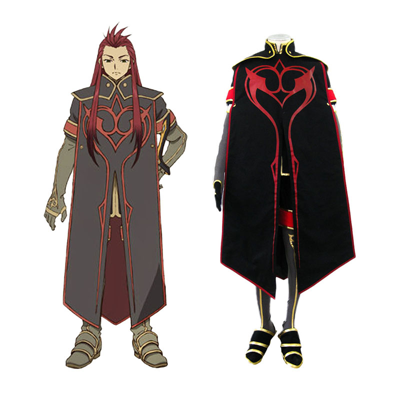 Disfraces Tales of the Abyss Asch 1 Cosplay España Tiendas