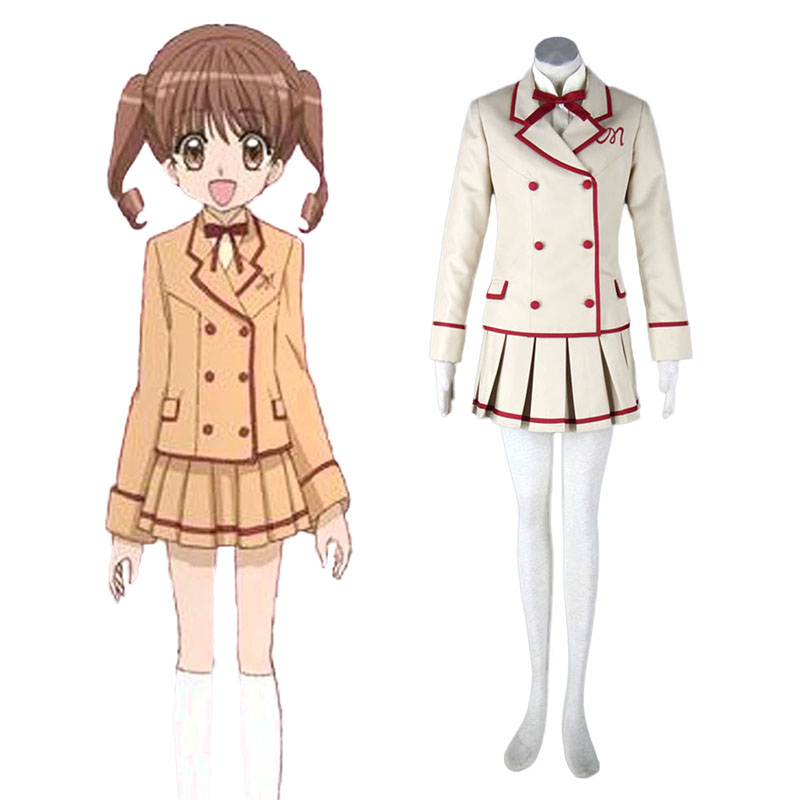 Disfraces Yumeiro Patissiere Female School Uniformes Cosplay España Tiendas
