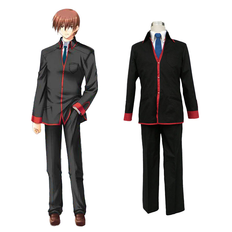 Disfraces Little Busters Male School Uniformes Cosplay España Tiendas
