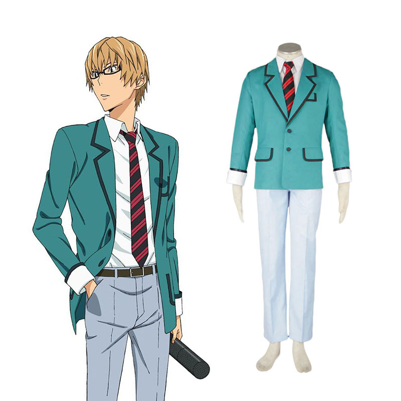 Disfraces Bakuman Male School Uniformes Cosplay España Tiendas