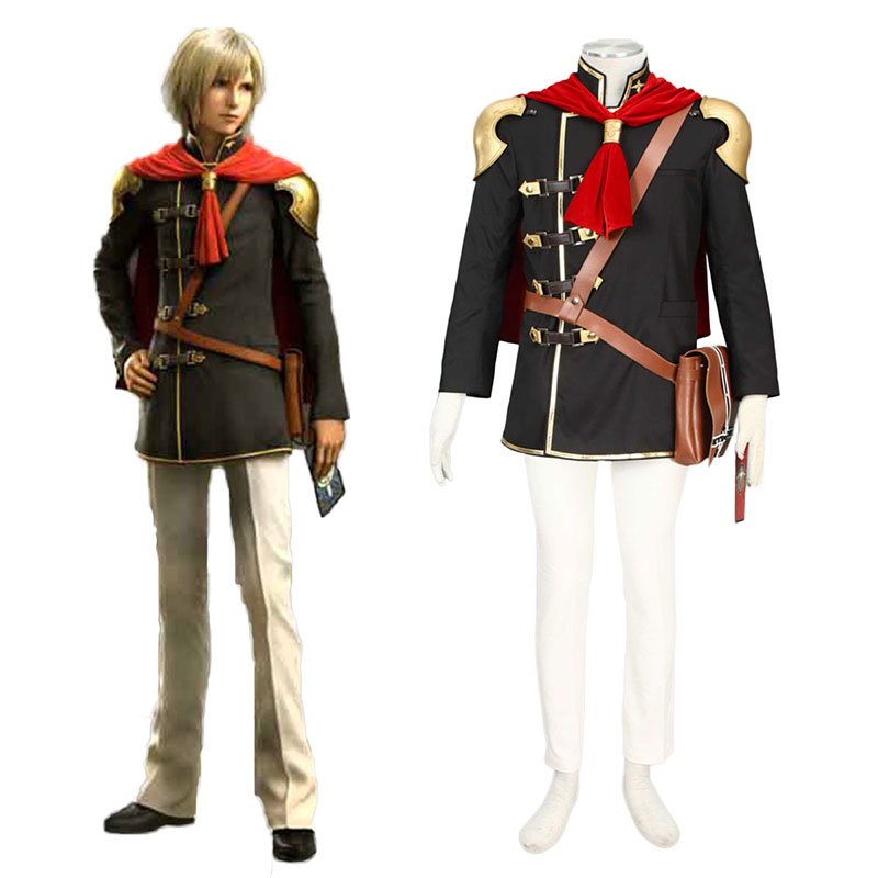 Disfraces Final Fantasy Type-0 Ace 1 Cosplay España Tiendas
