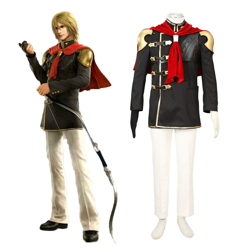 Disfraces Final Fantasy Type-0 Trey 1 Cosplay España Tiendas