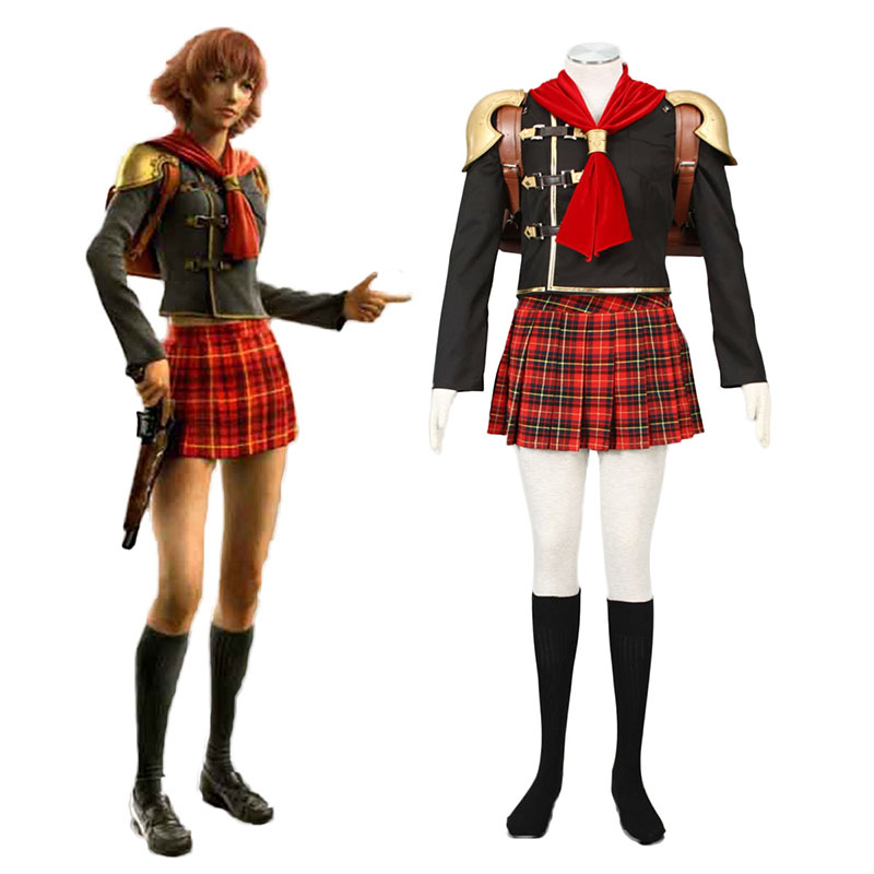 Disfraces Final Fantasy Type-0 Cater 1 Cosplay España Tiendas