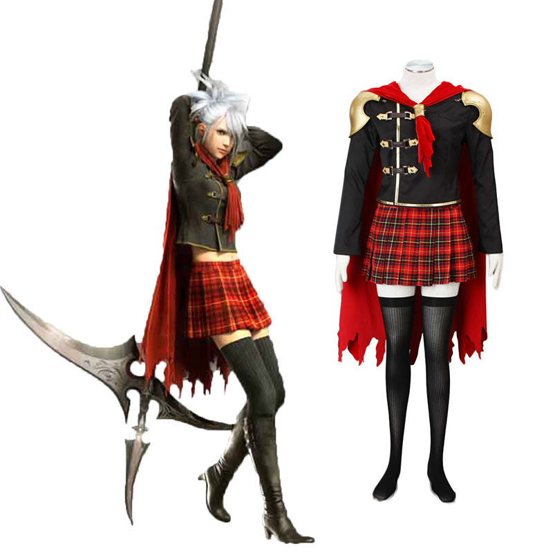 Disfraces Final Fantasy Type-0 Sice 1 Cosplay España Tiendas