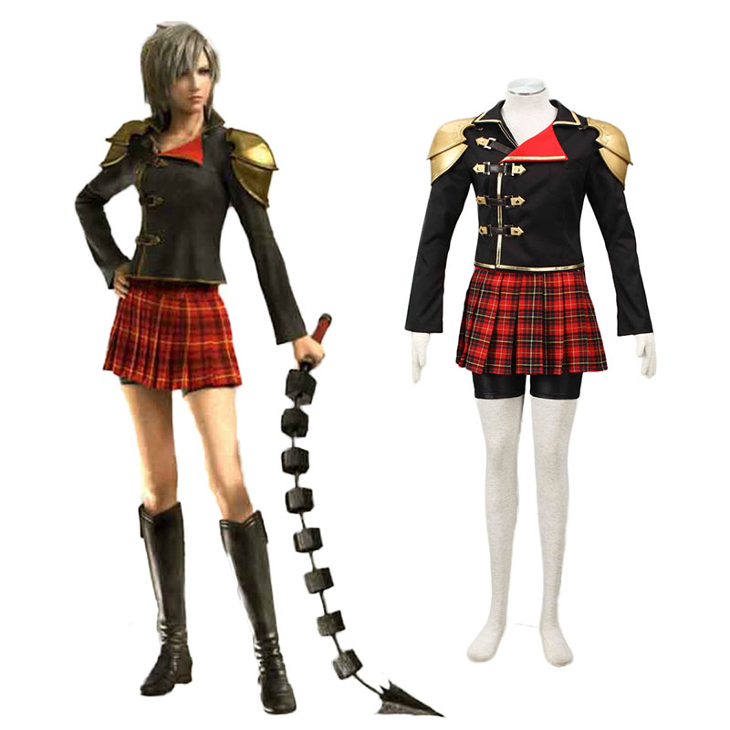 Disfraces Final Fantasy Type-0 Seven 1 Cosplay España Tiendas