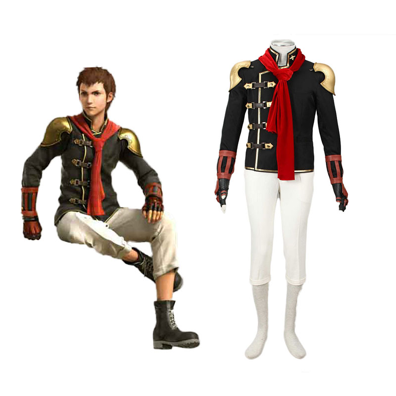 Disfraces Final Fantasy Type-0 Eingt 1 Cosplay España Tiendas