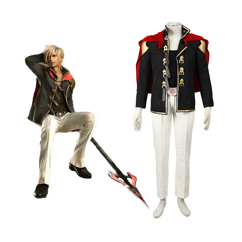 Disfraces Final Fantasy Type-0 Nine 1 Cosplay España Tiendas