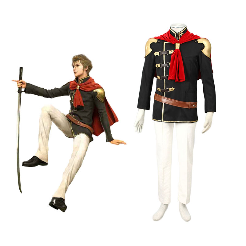 Disfraces Final Fantasy Type-0 Jack 1 Cosplay España Tiendas