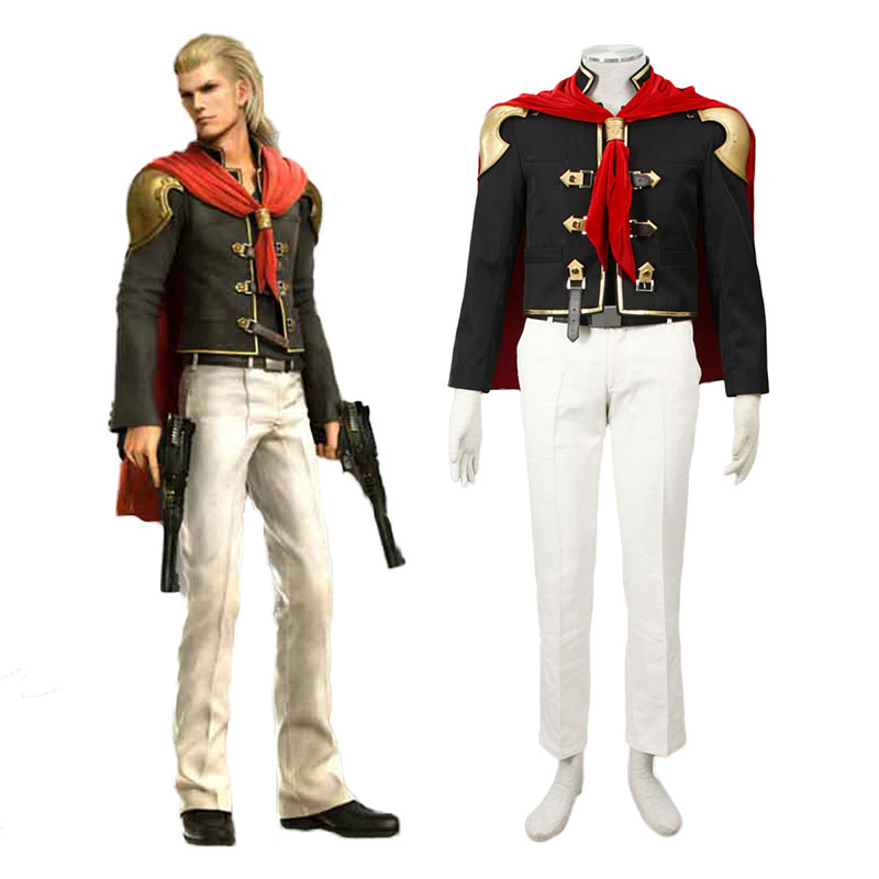 Disfraces Final Fantasy Type-0 King 1 Cosplay España Tiendas