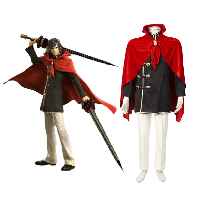Disfraces Final Fantasy Type-0 Machina Kunagiri 1 Cosplay España Tiendas