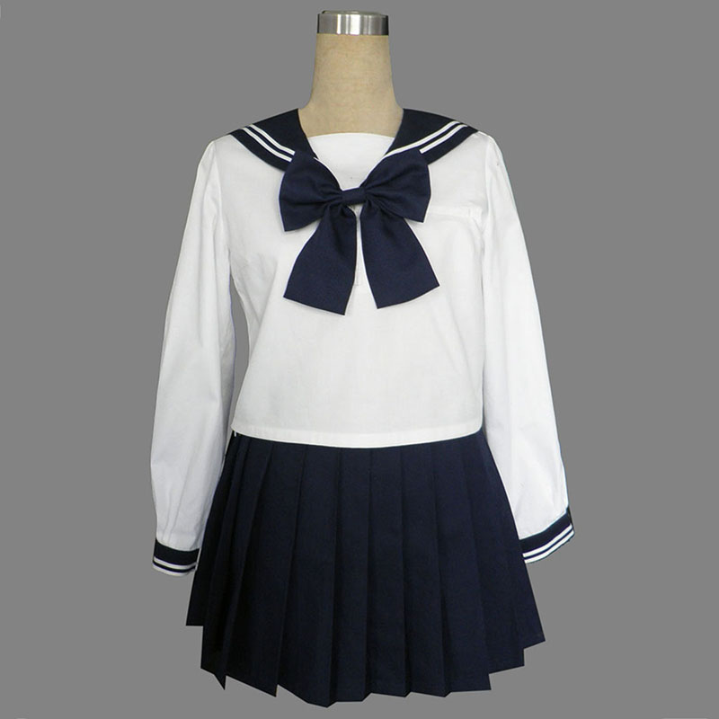 Disfraces Long Sleeves Sailor Uniformes 9 Cosplay España Tiendas
