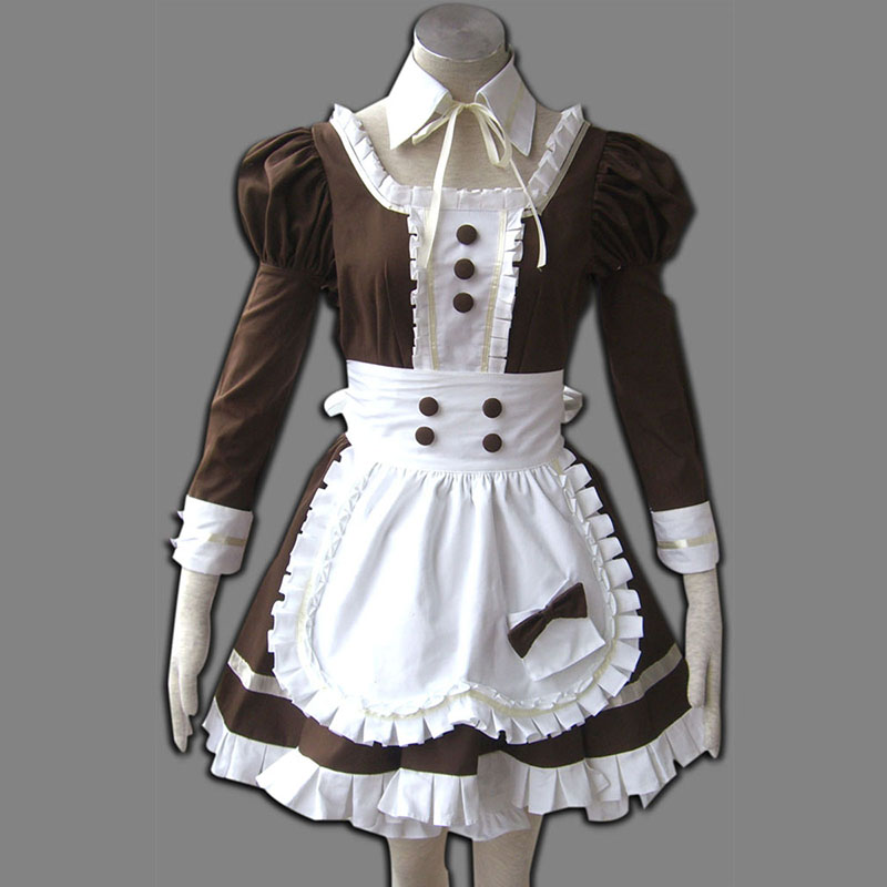 Disfraces Maid Uniformes 4 Coffee Whispery Cosplay España Tiendas