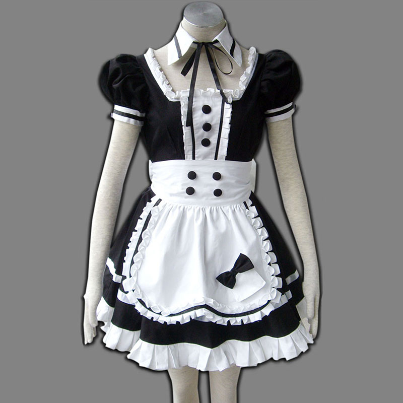 Disfraces Maid Uniformes 5 Princess Of Dark Cosplay España Tiendas