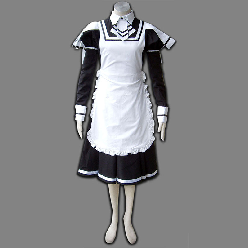 Disfraces Maid Uniformes 7 Deadly Weapon Cosplay España Tiendas