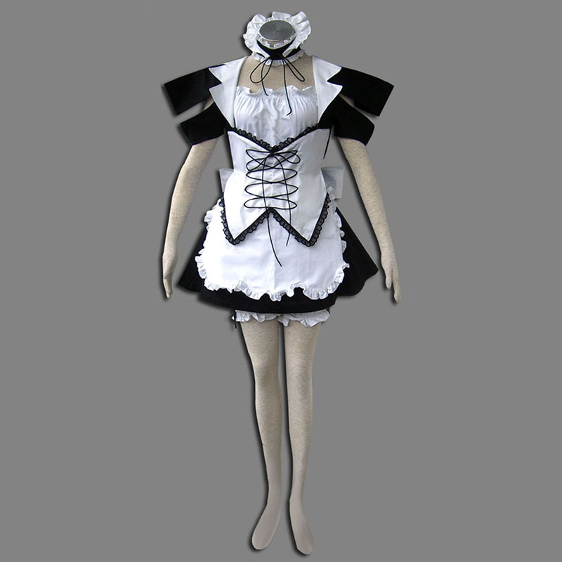Disfraces Maid Uniformes 13 Wind Spirit Cosplay España Tiendas