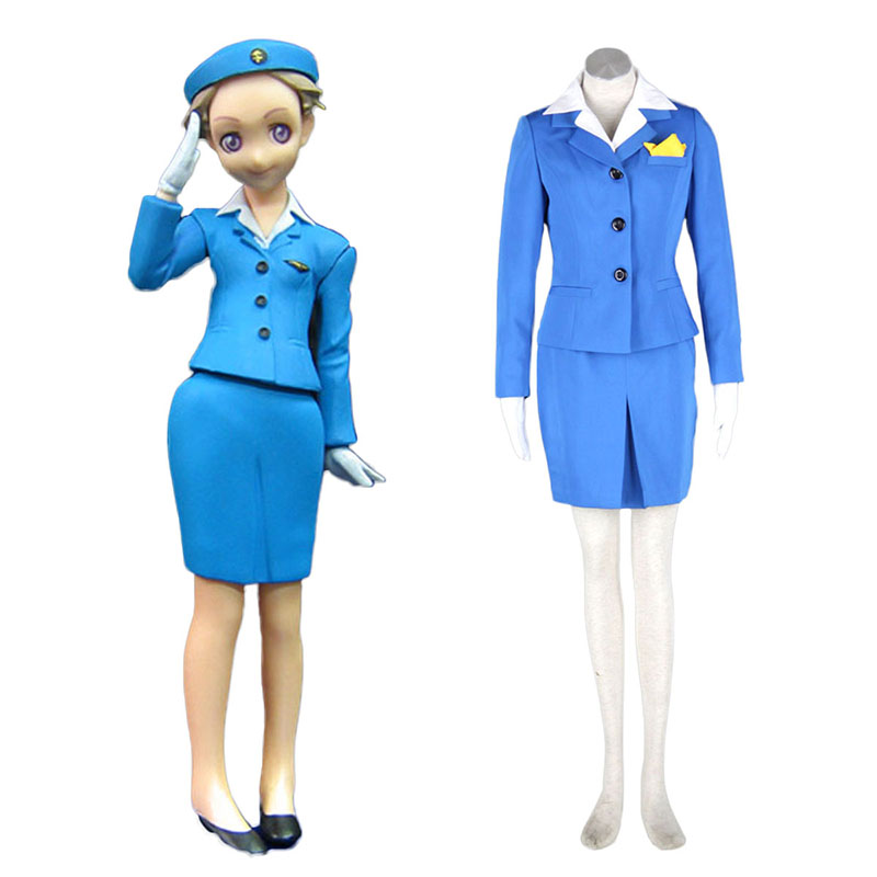 Disfraces Aviation Uniformes Culture Stewardess 1 Cosplay España Tiendas