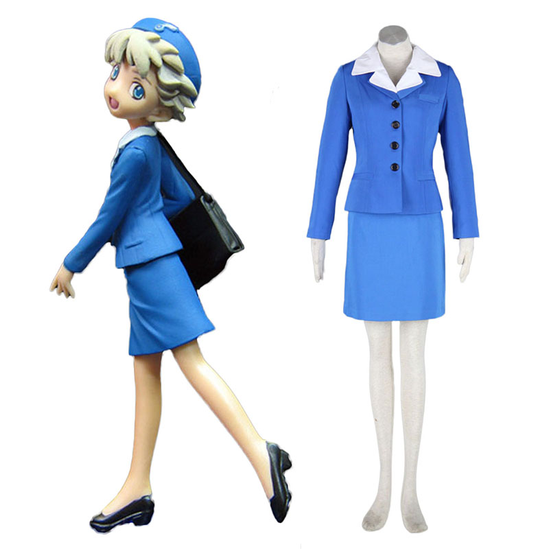 Disfraces Aviation Uniformes Culture Stewardess 2 Cosplay España Tiendas
