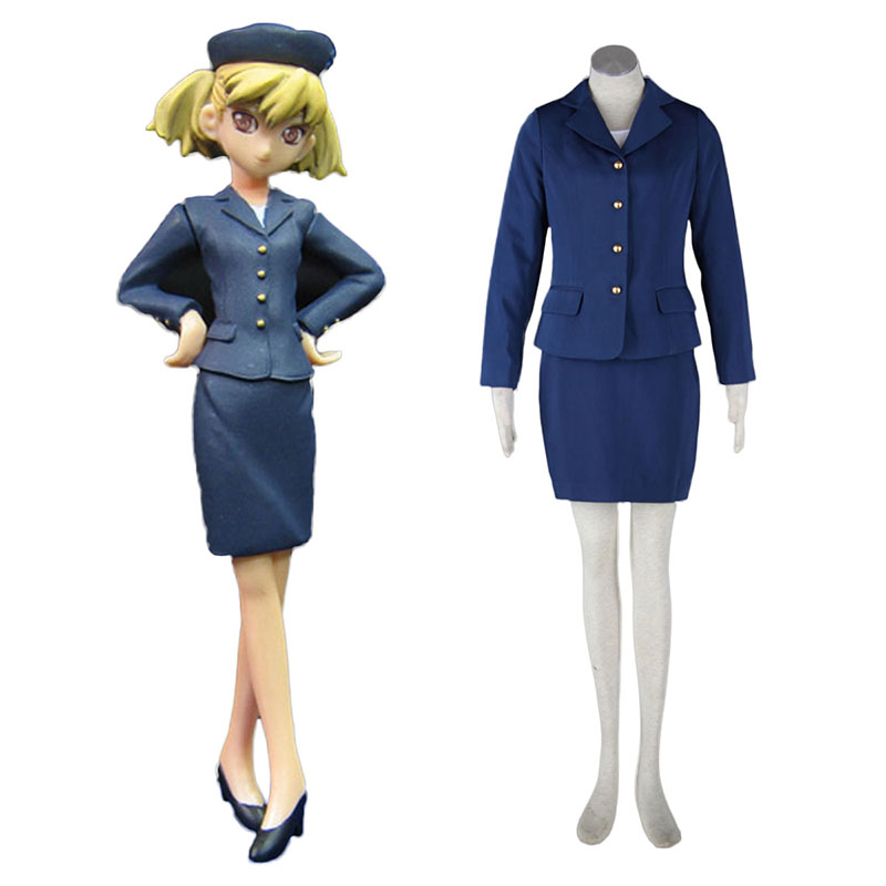 Disfraces Aviation Uniformes Culture Stewardess 3 Cosplay España Tiendas