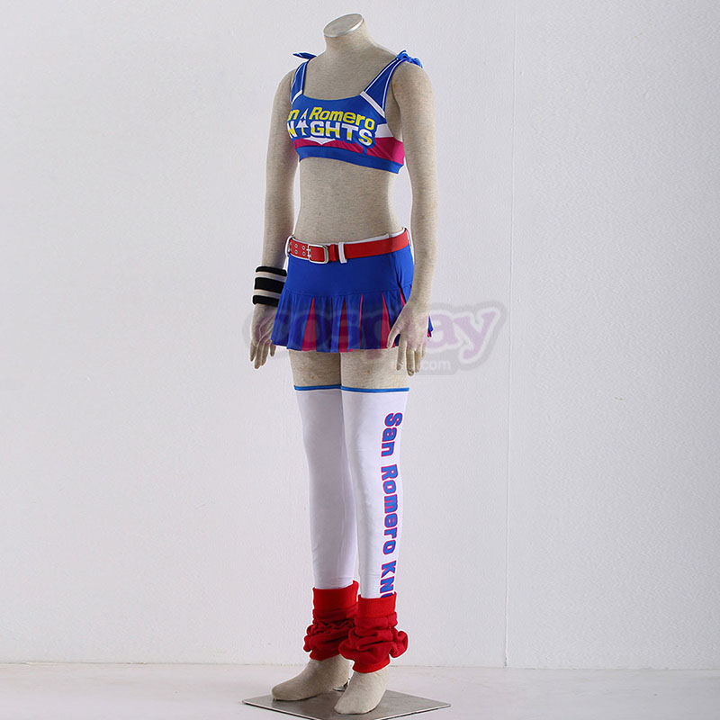 Disfraces Lollipop Chainsaw Juliet 1 Cosplay España Tiendas