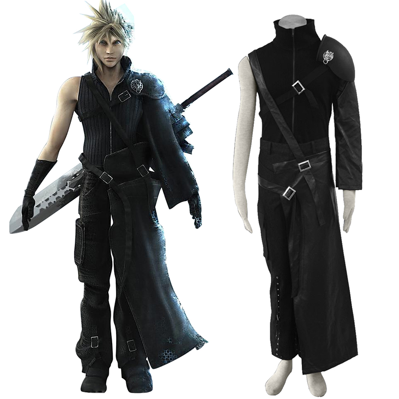 Disfraces Final Fantasy VII Cloud Strife Cosplay España Tiendas