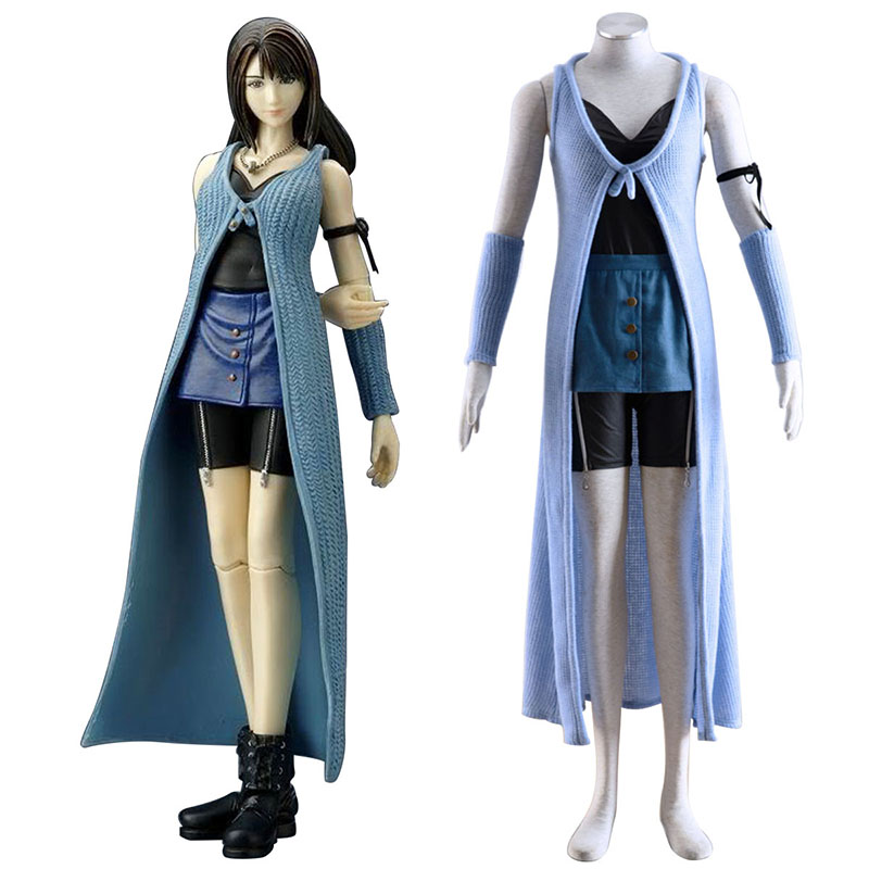 Disfraces Final Fantasy VIII Rinoa Heartilly 1 Cosplay España Tiendas