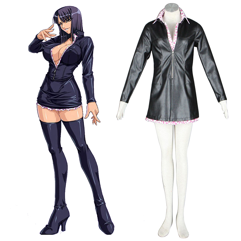 Disfraces One Piece Nico·Robin 2 Green Cosplay España Tiendas