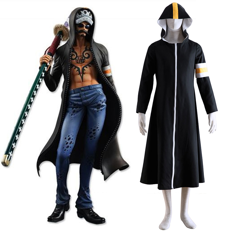 Disfraces One Piece Surgeon of Death Trafalgar Law 1 Cosplay España Tiendas