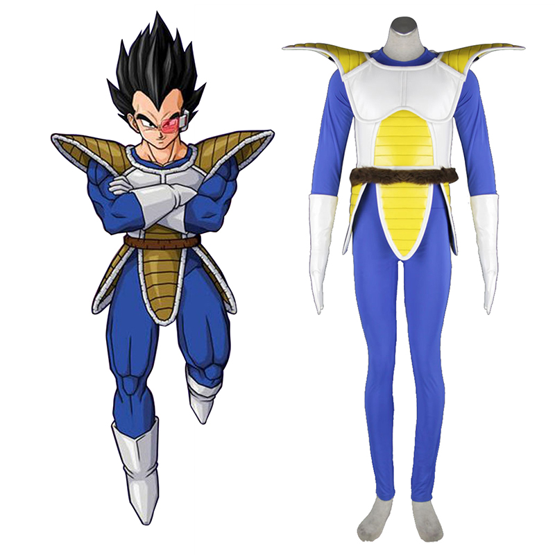 Disfraces Dragon Ball Vegeta 1 Cosplay España Tiendas