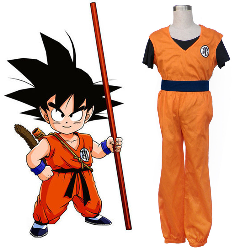 Disfraces Dragon Ball Son Goku 1 Cosplay España Tiendas