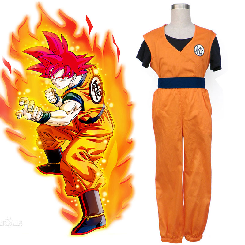 Disfraces Dragon Ball Son Goku 2 Cosplay España Tiendas