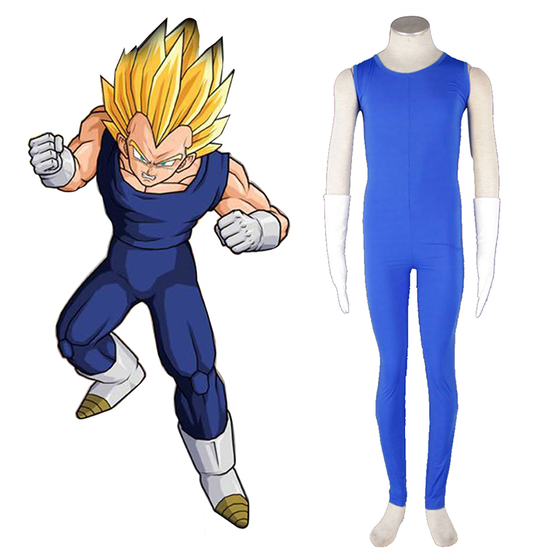 Disfraces Dragon Ball Vegeta 2 Cosplay España Tiendas