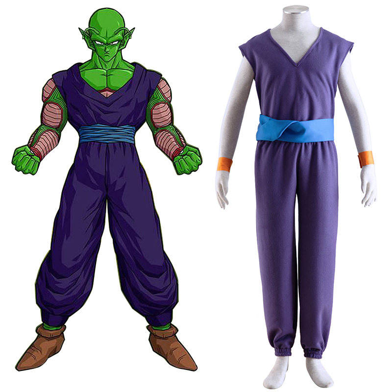 Disfraces Dragon Ball Piccolo 1 Purple Cosplay España Tiendas