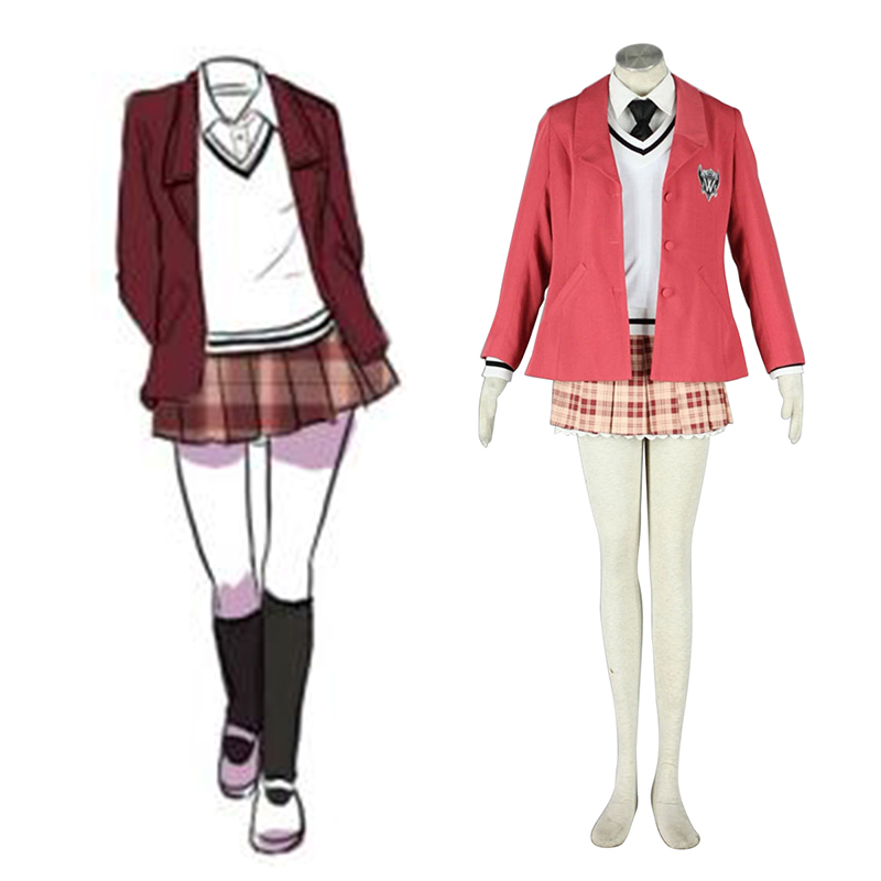 Disfraces Axis Powers Hetalia Invierno Female School Uniformes 1 Cosplay España Tiendas