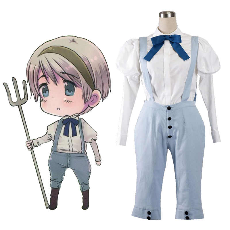 Disfraces Axis Powers Hetalia Ukraine 1 Cosplay España Tiendas