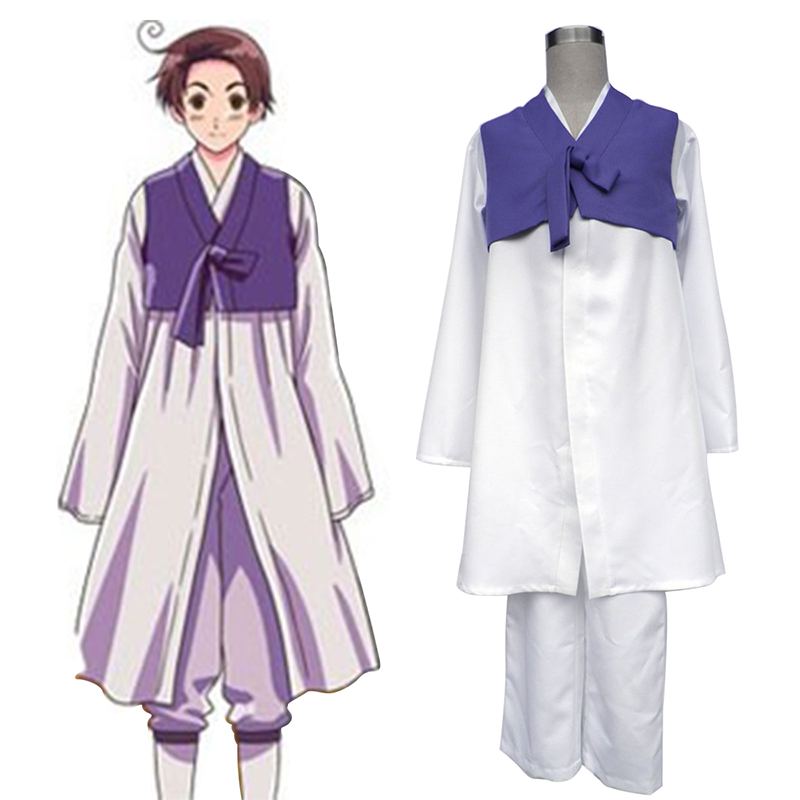 Disfraces Axis Powers Hetalia South Korea 1 Cosplay España Tiendas