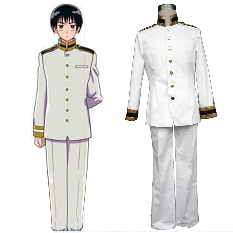 Disfraces Axis Powers Hetalia Japan Honda Kiku 1 Cosplay España Tiendas