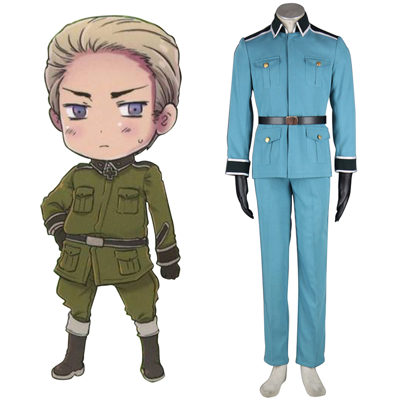 Disfraces Axis Powers Hetalia Germany 1 Military Uniformes Cosplay España Tiendas