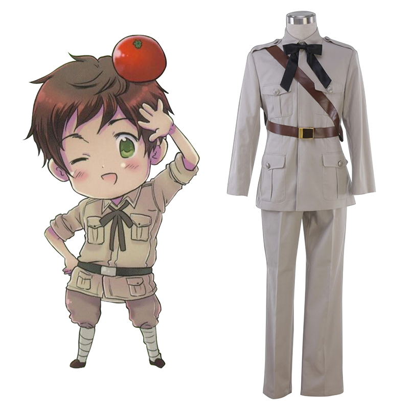 Disfraces Axis Powers Hetalia Spain Antonio Fernandez Carriedo 1 Cosplay España Tiendas