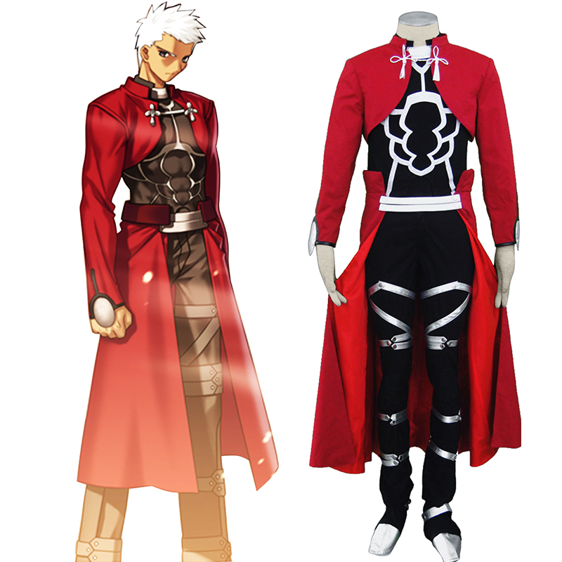Disfraces The Holy Grail War Archer Cosplay España Tiendas