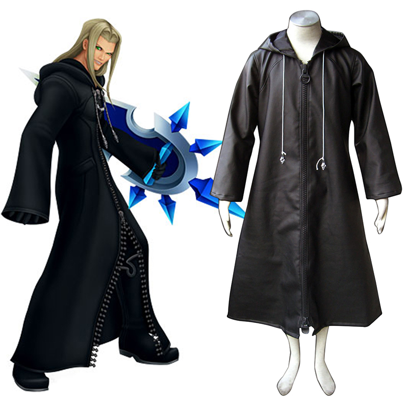 Disfraces Kingdom Hearts Organization XIII Vexen 1 Cosplay España Tiendas