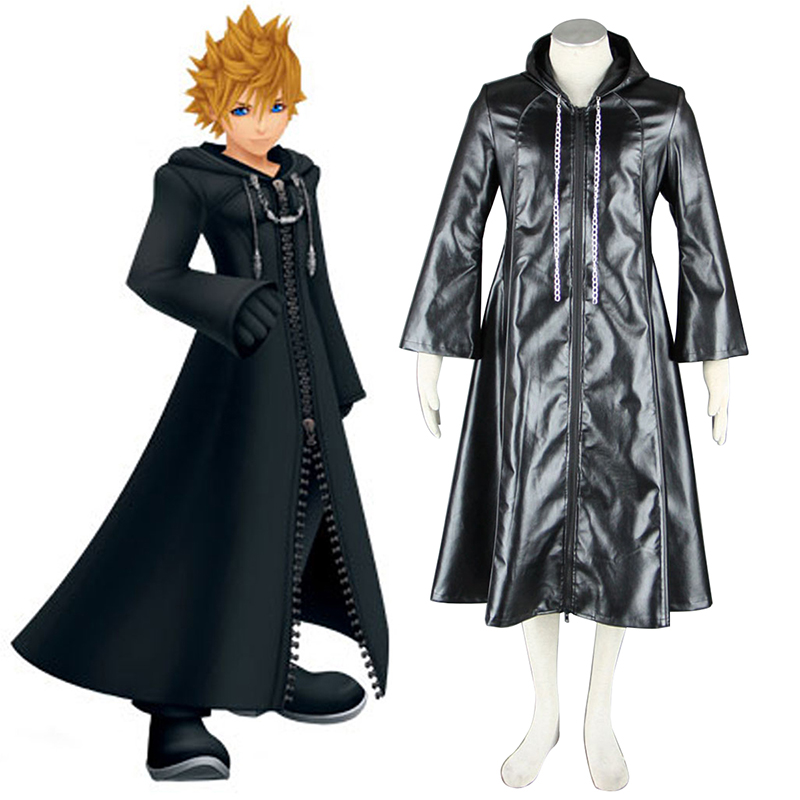 Disfraces Kingdom Hearts Organization XIII 3 Roxas Cosplay España Tiendas