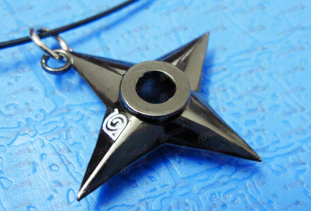 Naruto Shuriken Collar