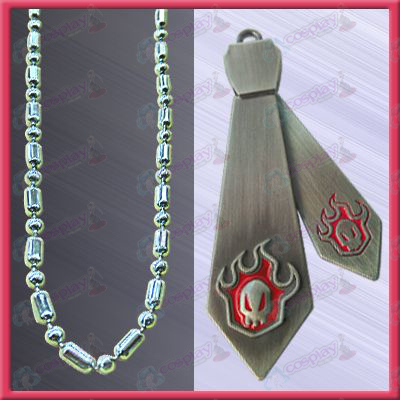 Bleach Accesorios de toma Tie Necklace (muebles)