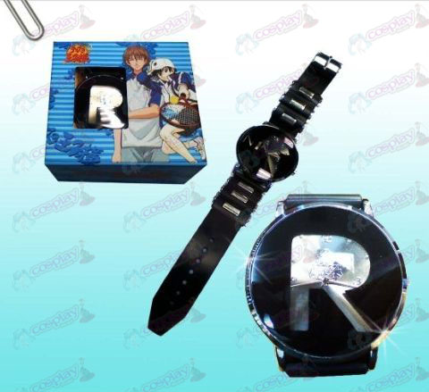The Prince of Tennis palabra AccesoriosR relojes negros