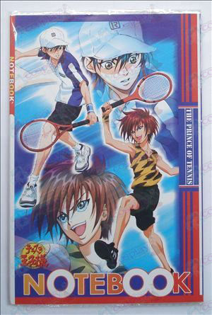 The Prince of Tennis Accesorios Notebook