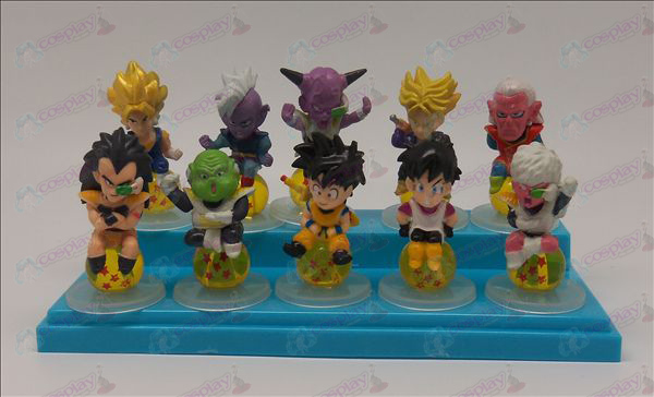 10 sit Perla Dragon Ball Accesorios Base 2