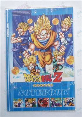 Dragon Ball Accesorios Notebook